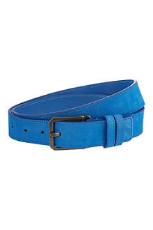 HUGO BOSS Suede belt