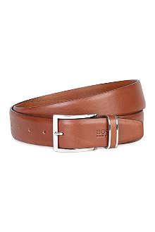 HUGO BOSS Metal buckle belt