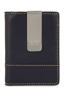 HUGO BOSS Money clip wallet