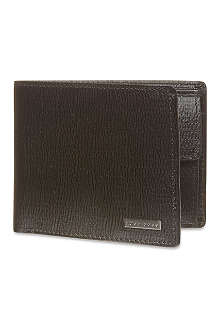 HUGO BOSS Spiga billfold wallet