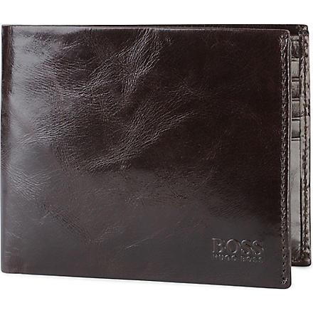 HUGO BOSS Siena wallet (Brown