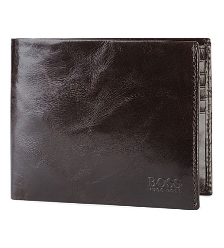 HUGO BOSS Siena wallet (Brown