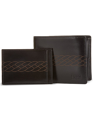 HUGO BOSS Wallet gift set