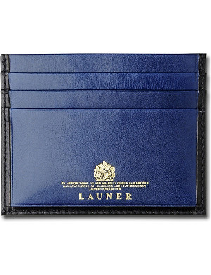LAUNER Luxury card case