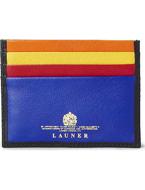 LAUNER Slim card holder