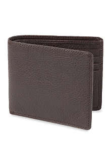 MULBERRY Embossed billfold wallet