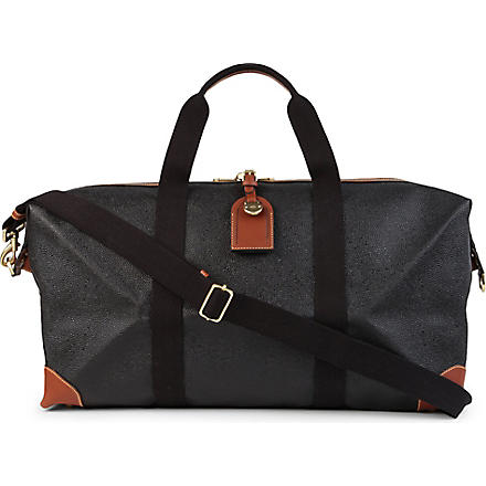 MULBERRY Medium clipper bag (Black