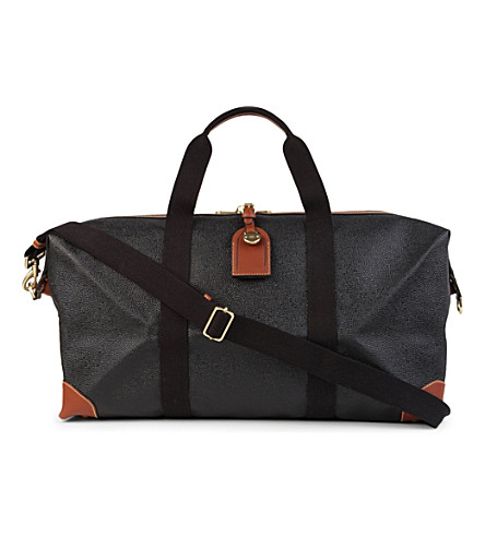 MULBERRY Large clipper bag (Black