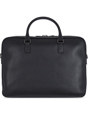 MULBERRY Theo Day leather document case