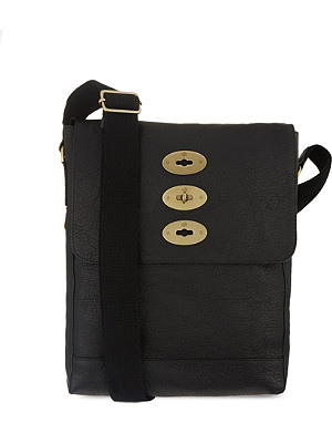 MULBERRY Slim Brynmore leather messenger bag