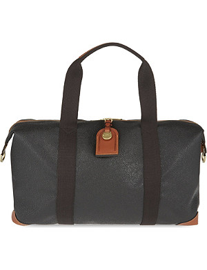 MULBERRY Scotchgrain small clipper bag