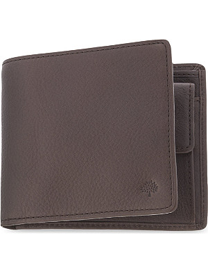 MULBERRY Leather coin wallet