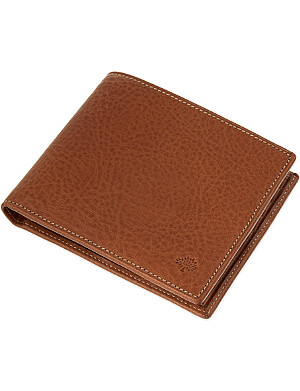 MULBERRY Folding leather wallet