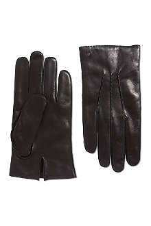MULBERRY Nappa leather gloves