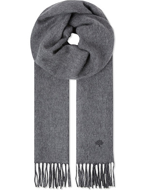 MULBERRY Reversible scarf