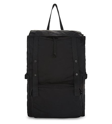EASTPAK Eastpak x Raf Simons large Toploader backpack (Rs+black