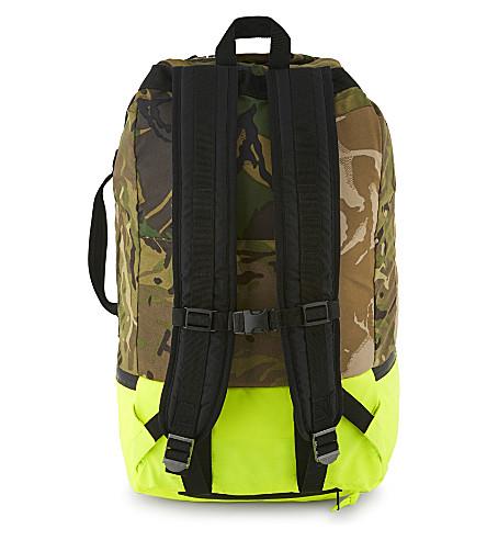 EASTPAK Christopher Raeburn Plister Backpack in Brown