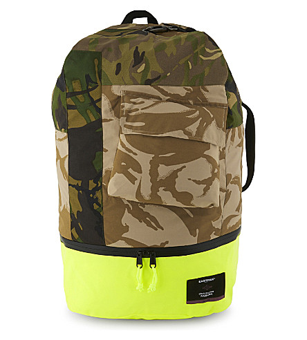 EASTPAK Christopher Raeburn Plister backpack (Camo