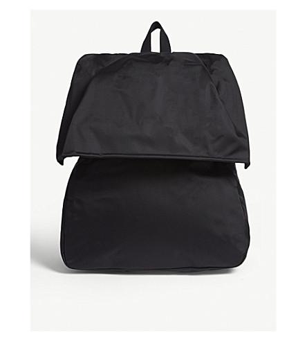 RAF SIMONS Female nylon oversized backpack