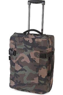 VALENTINO Camo-print rockstud suitcase