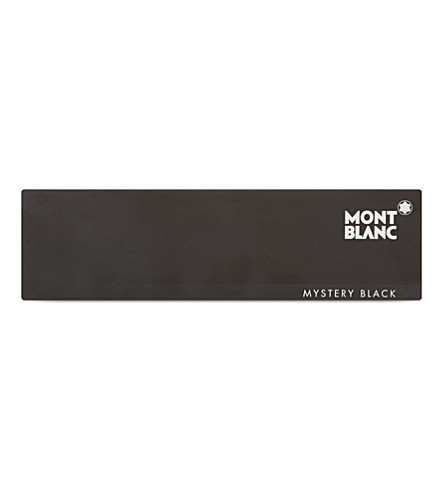MONTBLANC Meisterstück Classique refills pack of two (M) (Black