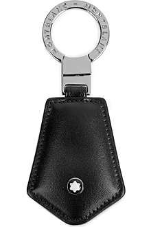MONTBLANC Meisterstück leather key fob
