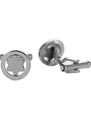 MONTBLANC Iconic Swivel Star cufflinks