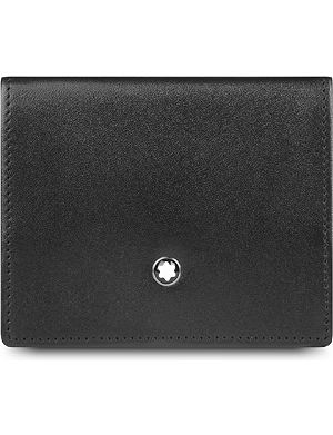 MONTBLANC Meisterstück leather small coin case