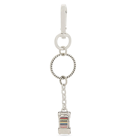 PAUL SMITH ACCESSORIES Mini car keyring (Multi