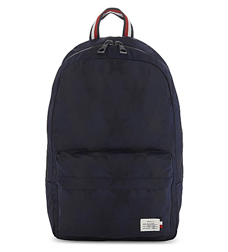 TOMMY HILFIGER Stars backpack (Tommy+navy