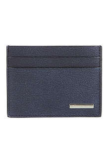 ZEGNA Heritage card case