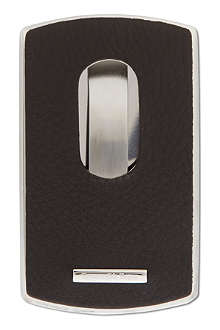 ZEGNA Hampton business card holder