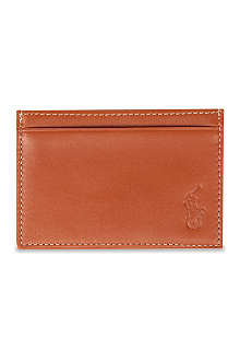 RALPH LAUREN Slim card holder