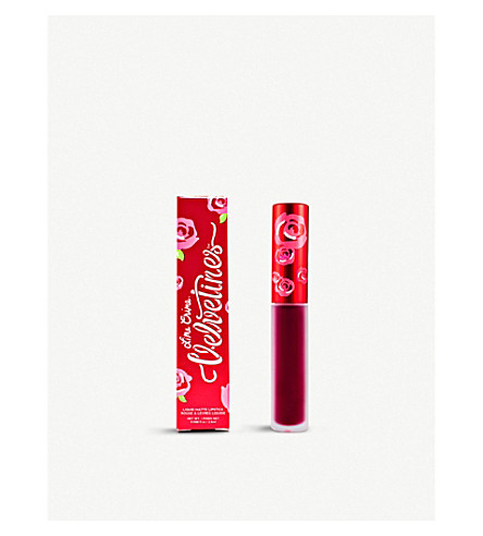LIME CRIMEVelvetines 哑光唇膏 2.6毫升 (甜菜 + 它