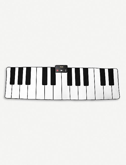 FAO SCHWARZ Piano dance mat 101cm x 29cm