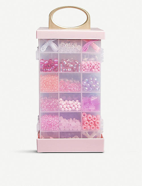 FAO SCHWARZ Jewellery making kit with carrying case