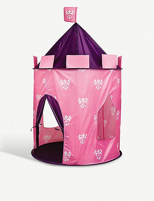 FAO SCHWARZ DISCOVERY Castle Princess Toy Tent