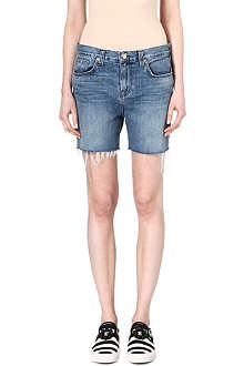 J BRAND Drew denim shorts