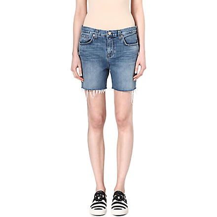J BRAND Drew denim shorts (Stellar