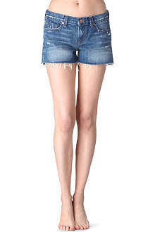 J BRAND 1158 cut-off low-rise shorts