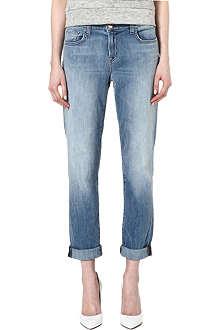 J BRAND Aiden boyfriend skinny jeans