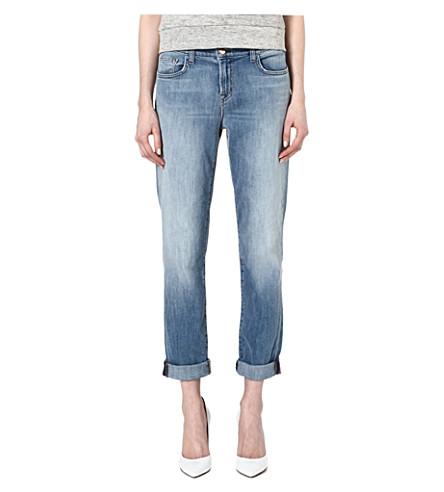 J BRAND Aiden boyfriend skinny jeans (Eternal