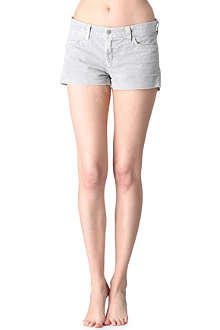 J BRAND 1246 corduroy cut-off shorts