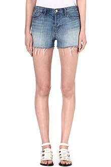 J BRAND Carly cut-off denim shorts