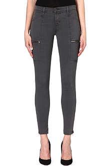 J BRAND Kassidy utility twill skinny jeans