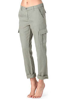 J BRAND 1430 Croft cargo high-rise jeans