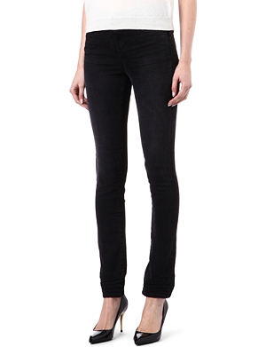J BRAND 2112 Photo Ready slim-straight high-rise jeans
