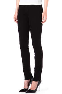 J BRAND 2112 Photo Ready slim-straight high-rise jeans