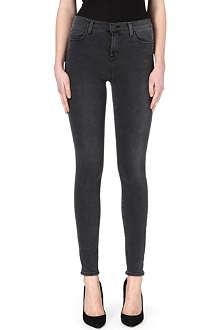 J BRAND 23110 Maria skinny high-rise jeans