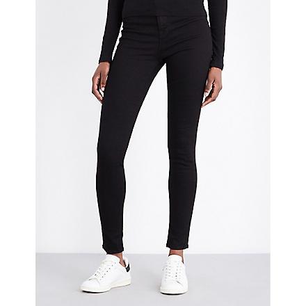 J BRAND Maria super skinny jeans (Vanity